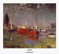 Argenteuil Fine Art Print