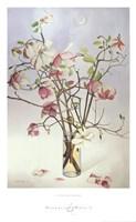 Magnolias & Moon I Fine Art Print