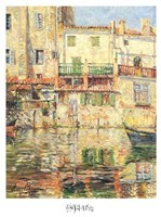 Villefranche Fine Art Print