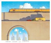 Traffic Fine Art Print