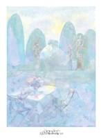 Dream Garden Fine Art Print