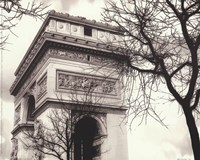 Arc De Triumphe Framed Print