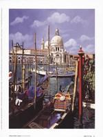 Chiesa Della Salute Fine Art Print