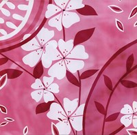 Summer Blossoms 4 Framed Print