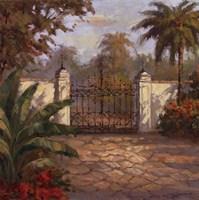 Porta Celeste II Fine Art Print
