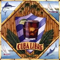 Cuba Libre Framed Print