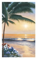 Palm Beach Sunrise Fine Art Print