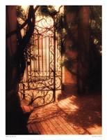 Gates of Dawn Fine Art Print