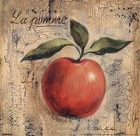 La Pomme Fine Art Print