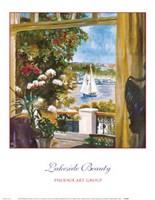 Lakeside Beauty Fine Art Print