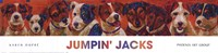 Jumpin' Jacks Fine Art Print
