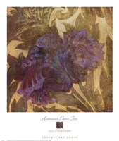 Autumn Poem Two Fine Art Print