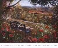 Spirit of the Garden Two Fine Art Print