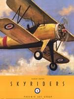 Sky Riders 1 Fine Art Print