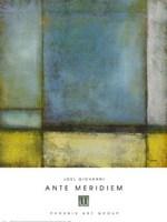 Ante Meridiem II Fine Art Print