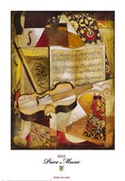 Piece Music I Fine Art Print