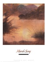 Marsh Song Fine Art Print