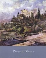 Tuscan Summer Fine Art Print