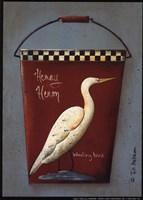 Henry Heron Bucket Fine Art Print