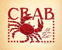 Crab Fine Art Print