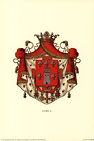 Coat Of Arms IV Fine Art Print