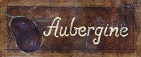 Aubergine Fine Art Print
