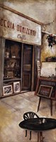 Storefront Of Italy II Fine Art Print
