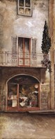 Storefront Of Italy IV Fine Art Print