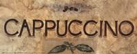 Capuccino Fine Art Print