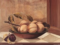 Tuscan Fruit Bowl II Fine Art Print