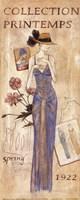 La Mode 1922 Fine Art Print