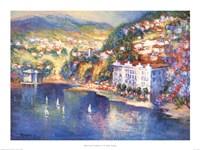 Lake Como Fine Art Print