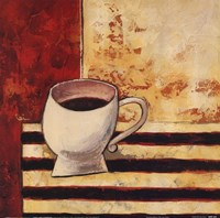 Morning Brew I Fine Art Print