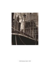 South Street Seaport Fine Art Print