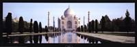 Taj Mahal, Agra, India Fine Art Print