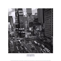 Times Square Afternoon Framed Print