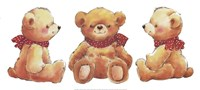 Teddies Fine Art Print