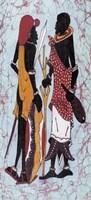Lobatse II Fine Art Print