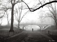 Gothic Bridge, Cental Park, NYC Fine Art Print