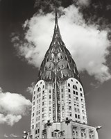 Top of Chrysler Building Fine Art Print