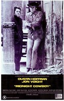 Midnight Cowboy - Dustin Hoffman Framed Print