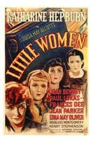 Little Women - faces Wall Poster