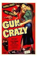 Gun Crazy Wall Poster