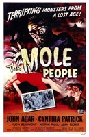 The Mole People Fine Art Print