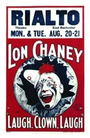 Laugh  Clown  Laugh Wall Poster