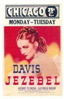 Jezebel - Chicago Wall Poster