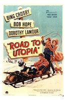 Road to Utopia Wall Poster