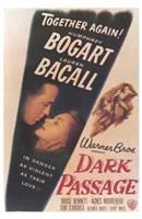 Dark Passage Wall Poster