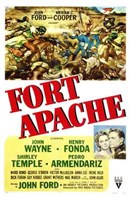 Fort Apache Wall Poster