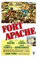Fort Apache Framed Print